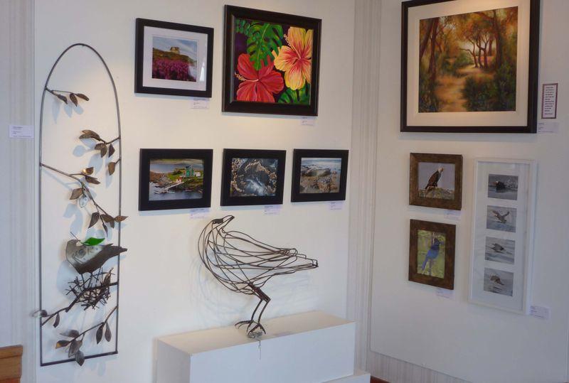 Linda, Arno & Karen's work